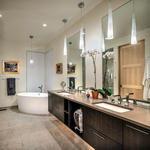 B+B House | Master Bathroom