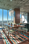 24th Floor Denver Loft - Dining Room 1