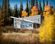 Modern Mountain Architecture,  Winter Park, Colorado | Exterior #2