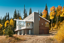 Modern Mountain Architecture,  Winter Park, Colorado | Exterior #3
