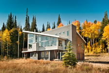 Modern Mountain Architecture,  Winter Park, Colorado | Exterior #4