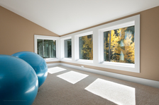 Modern Mountain Architecture, Winter Park, Colorado | Exercise Loft