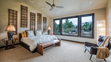 Aspen / Carbondale - Master Bedroom